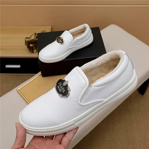 Prada Casual Shoes For Men #830509