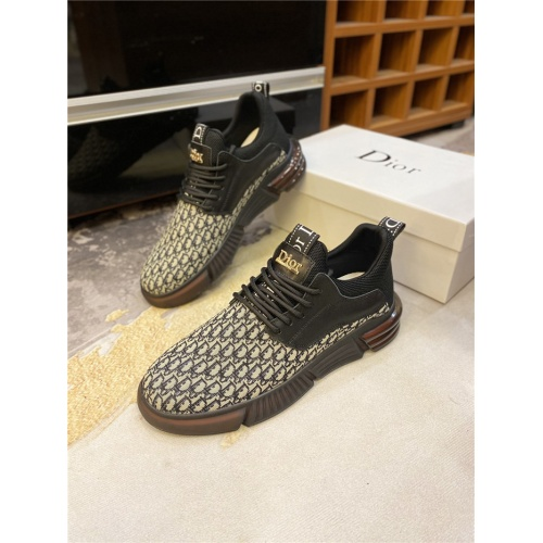 Christian Dior Casual Shoes For Men #830513