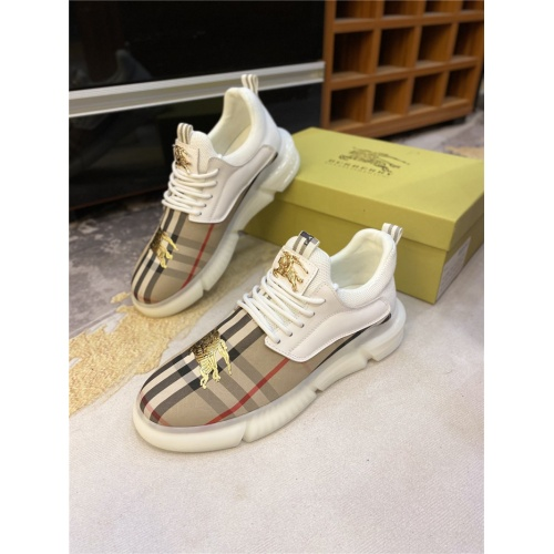 Burberry Casual Shoes For Men #830528