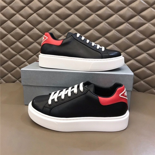 Prada Casual Shoes For Men #830537 $72.00, Wholesale Replica Prada Casual Shoes
