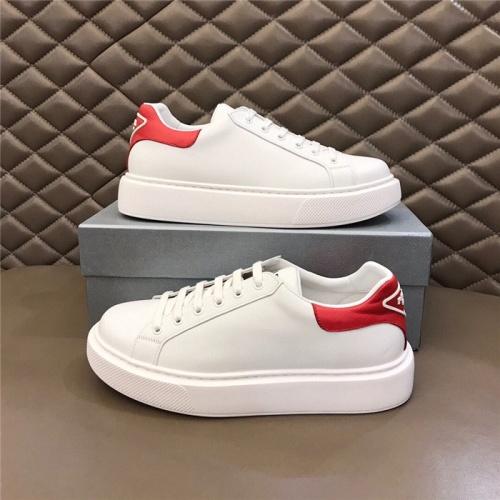Prada Casual Shoes For Men #830539