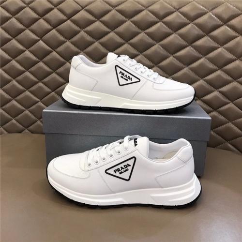 Prada Casual Shoes For Men #830586