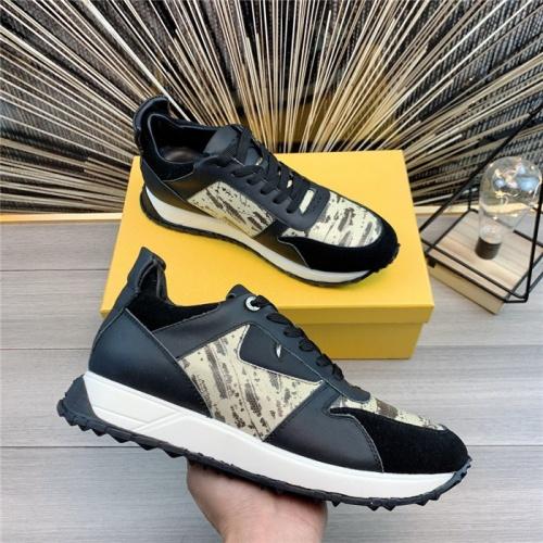 Fendi Casual Shoes For Men #830596