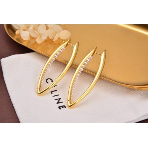Celine Earrings #830653 $34.00, Wholesale Replica Celine Earrings