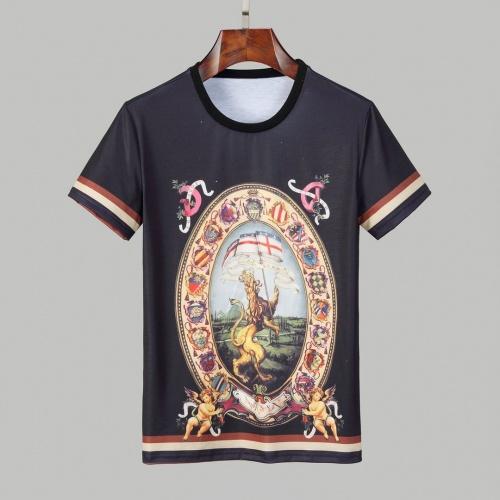 Dolce & Gabbana D&G T-Shirts Short Sleeved O-Neck For Men #830771