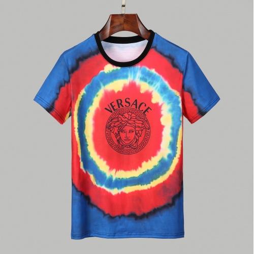 Versace T-Shirts Short Sleeved O-Neck For Men #830785