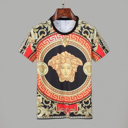 Versace T-Shirts Short Sleeved O-Neck For Men #830787