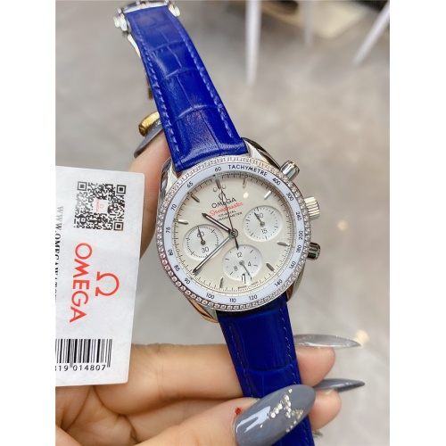 OMEGA AAA Quality Watches For Women #830832 $145.00 USD, Wholesale Replica OMEGA New Quality Watches