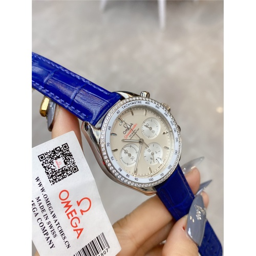 Replica OMEGA AAA Quality Watches For Women #830832 $145.00 USD for Wholesale