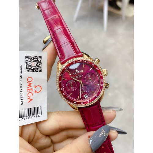 OMEGA AAA Quality Watches For Women #830833 $145.00, Wholesale Replica OMEGA New Quality Watches