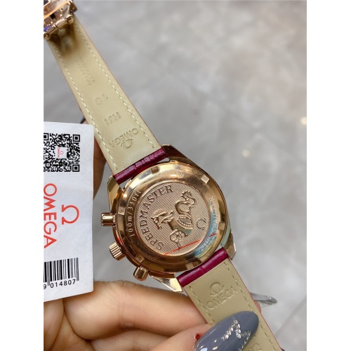 Replica OMEGA AAA Quality Watches For Women #830833 $145.00 USD for Wholesale