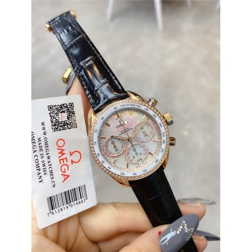 OMEGA AAA Quality Watches For Women #830834 $145.00 USD, Wholesale Replica OMEGA New Quality Watches