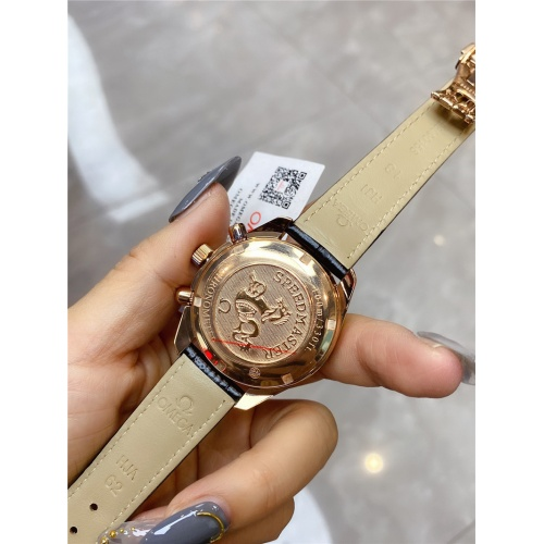 Replica OMEGA AAA Quality Watches For Women #830834 $145.00 USD for Wholesale