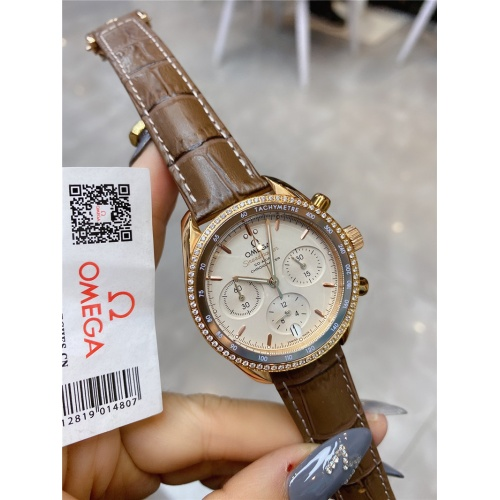 OMEGA AAA Quality Watches For Women #830835 $145.00, Wholesale Replica OMEGA New Quality Watches