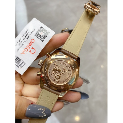 Replica OMEGA AAA Quality Watches For Women #830835 $145.00 USD for Wholesale