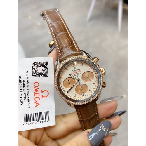 OMEGA AAA Quality Watches For Women #830838 $145.00, Wholesale Replica OMEGA New Quality Watches