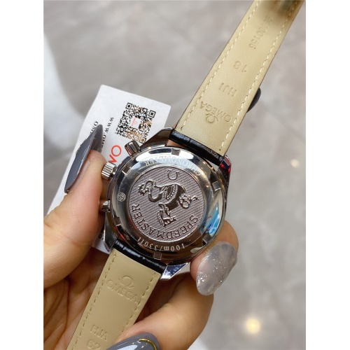 Replica OMEGA AAA Quality Watches For Women #830839 $145.00 USD for Wholesale