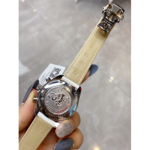 Replica OMEGA AAA Quality Watches For Women #830840 $145.00 USD for Wholesale
