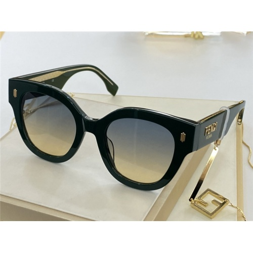 Fendi AAA Quality Sunglasses #830891