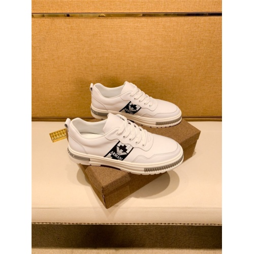 Armani Casual Shoes For Men #830896