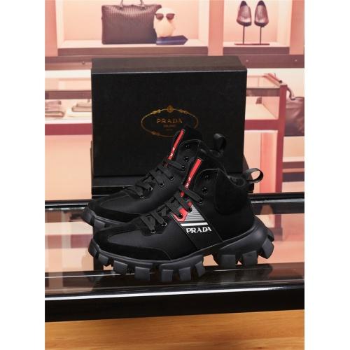 Prada Casual Shoes For Men #830899