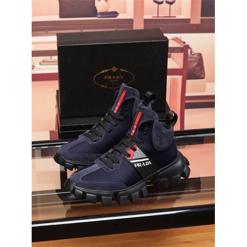 Prada Casual Shoes For Men #830900
