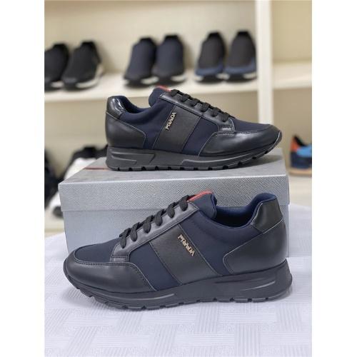 Prada Casual Shoes For Men #830902