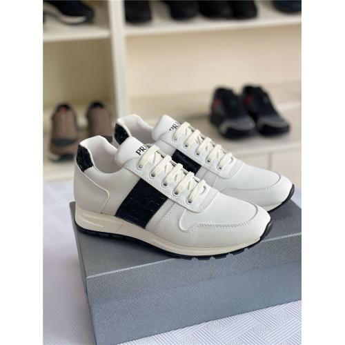 Prada Casual Shoes For Men #830903