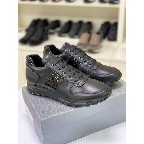 Prada Casual Shoes For Men #830904