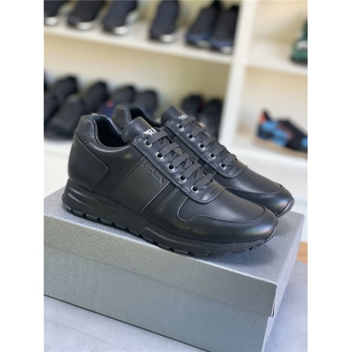 Prada Casual Shoes For Men #830905