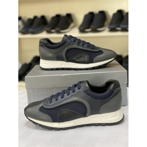 Prada Casual Shoes For Men #830910