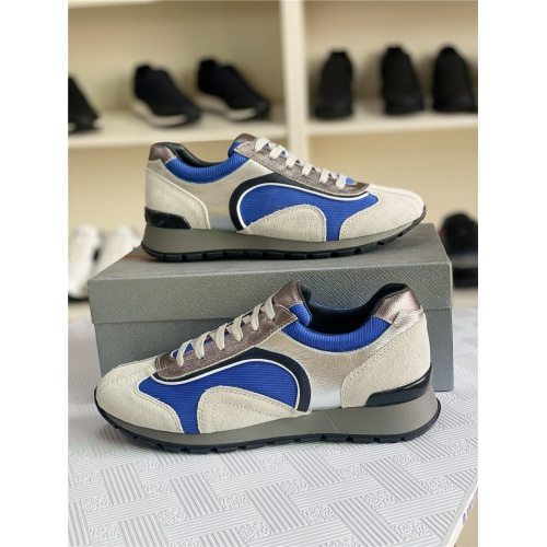 Prada Casual Shoes For Men #830912