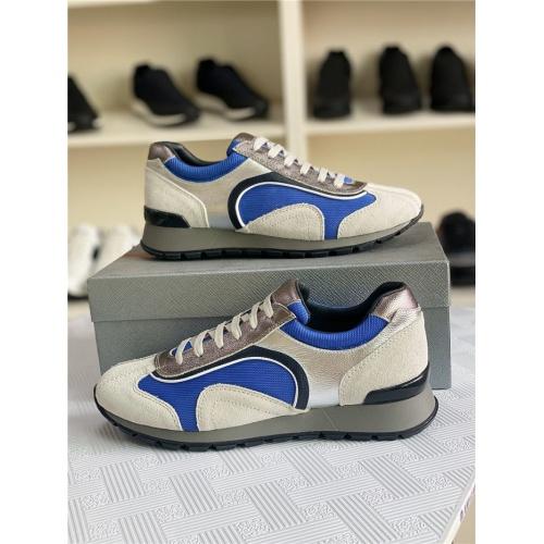 Prada Casual Shoes For Men #830912