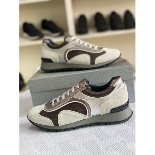 Prada Casual Shoes For Men #830913