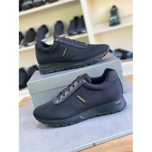 Prada Casual Shoes For Men #830920