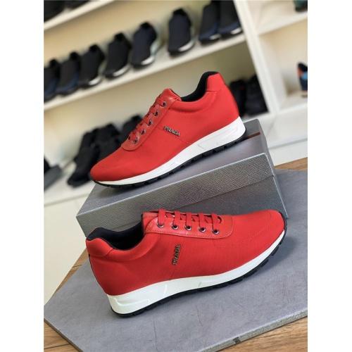 Prada Casual Shoes For Men #830921