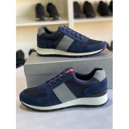 Prada Casual Shoes For Men #830924