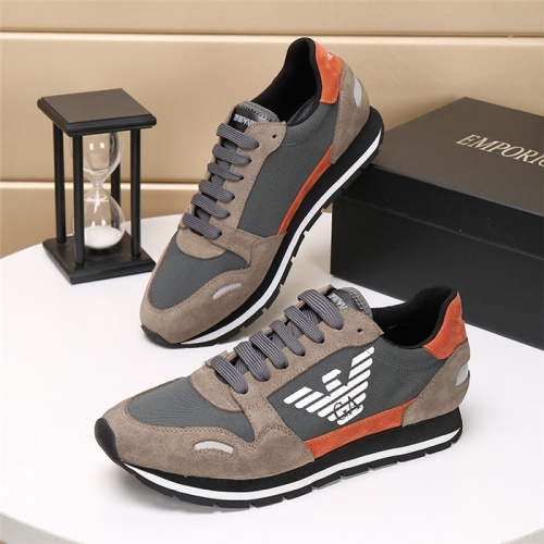 Armani Casual Shoes For Men #830928