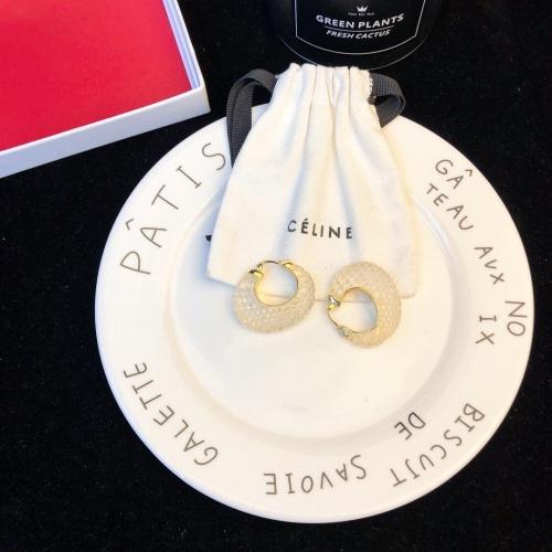 Celine Earrings #830957 $39.00, Wholesale Replica Celine Earrings
