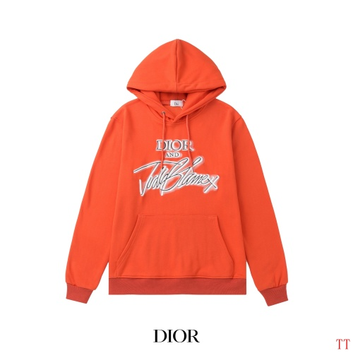 Christian Dior Hoodies Long Sleeved Hat For Men #831003