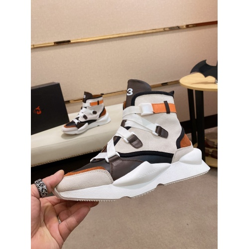 Y-3 High Tops Shoes For Men #831032