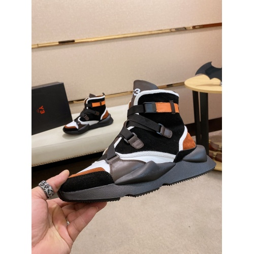 Y-3 High Tops Shoes For Men #831033