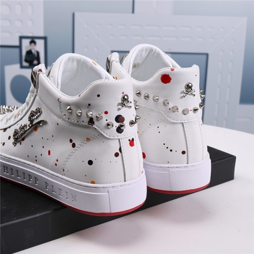 Replica Philipp Plein PP Casual Shoes For Men #831143 $85.00 USD for Wholesale