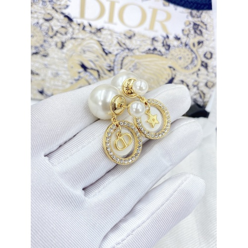Christian Dior Earrings #831173 $29.00 USD, Wholesale Replica Christian Dior Earrings