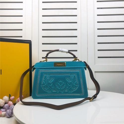 Fendi AAA Messenger Bags For Women #831236