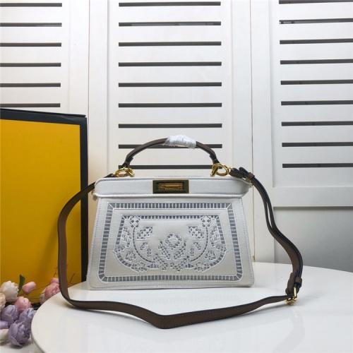Fendi AAA Messenger Bags For Women #831238