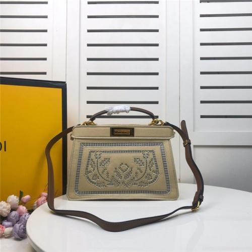 Fendi AAA Messenger Bags For Women #831239
