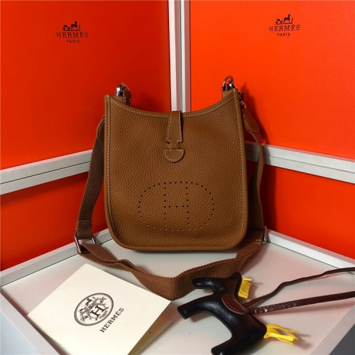 Hermes AAA Quality Messenger Bags For Women #831267