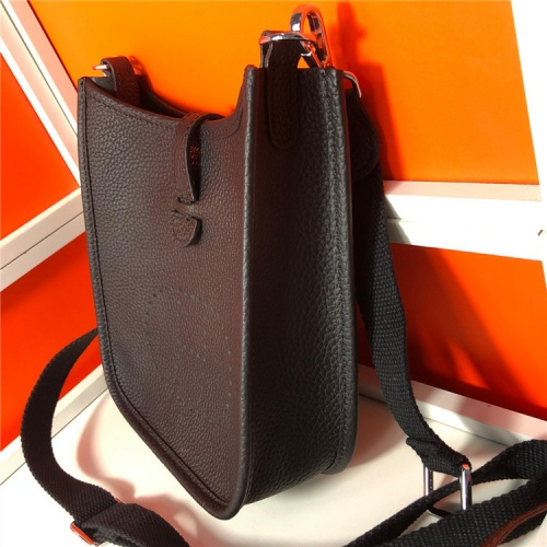 Replica Hermes AAA Quality Messenger Bags For Women #831269 $102.00 USD for Wholesale