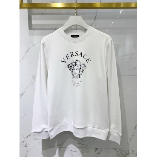Versace Hoodies Long Sleeved O-Neck For Men #831280